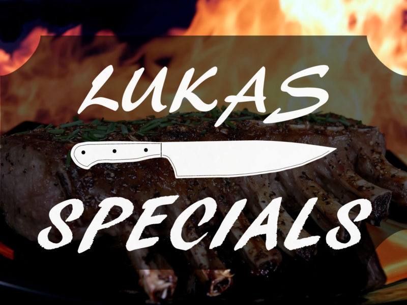 lukas specials - lukas bbq